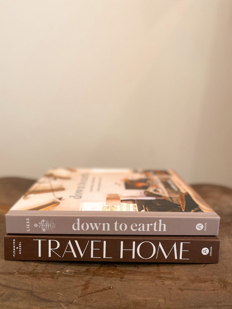Travel Home - Book - house of lolo