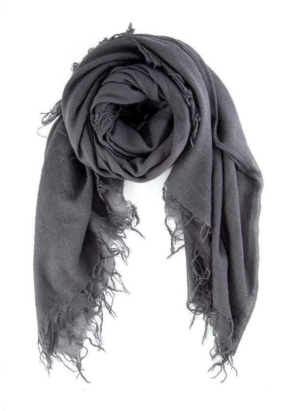Eiffel Tower Cashmere And Silk Scarf - house of lolo