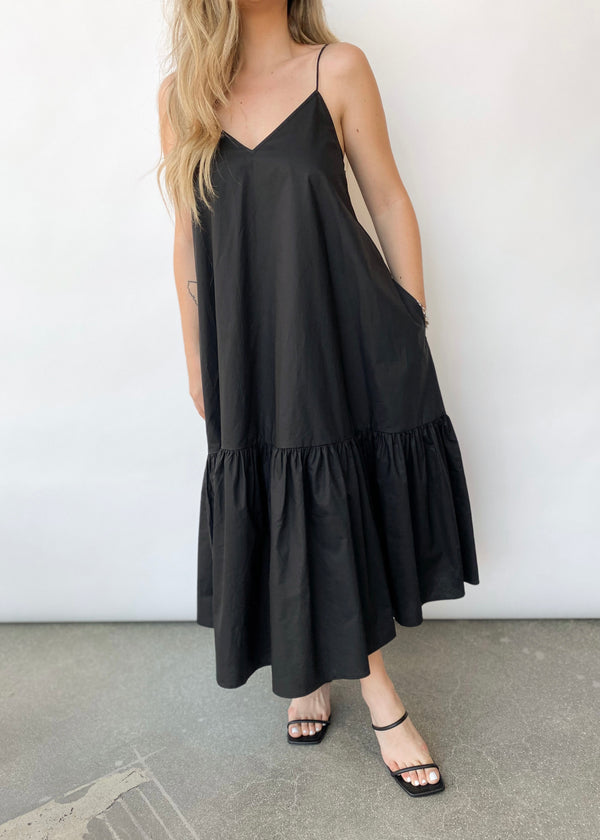 Averie Dress - Black - house of lolo