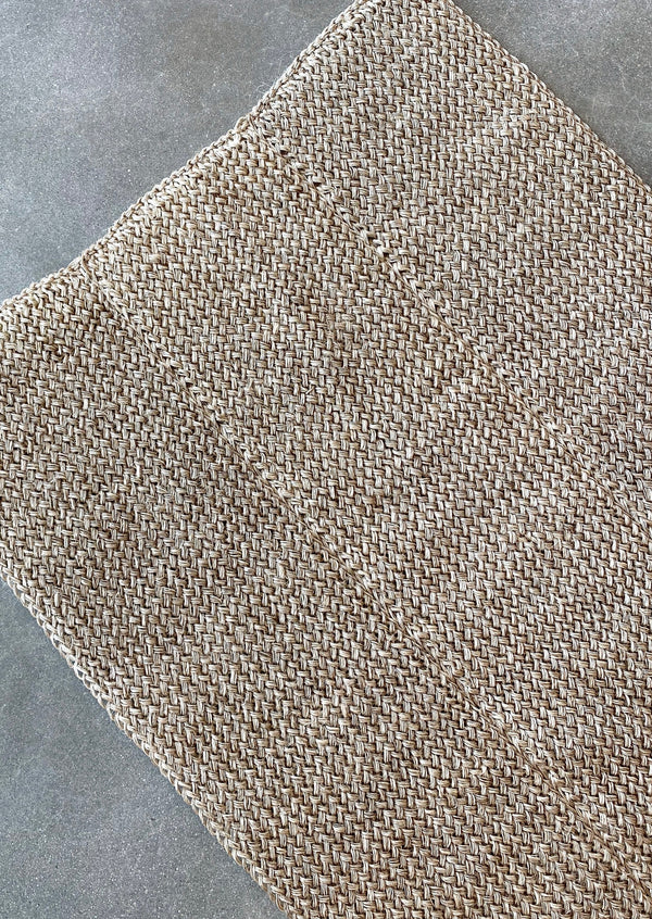 Fique Rug - Natural 3 x 5 - house of lolo