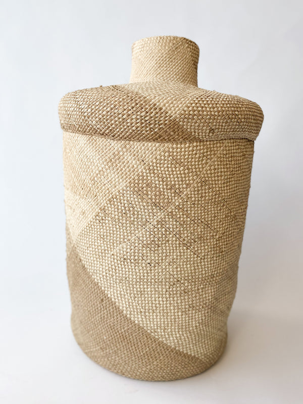 Pasto Basket Tall - Natural - house of lolo