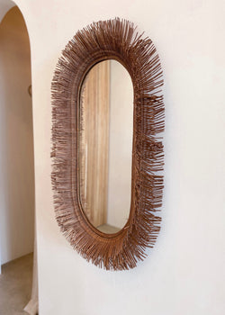 Urchin Mirror - house of lolo