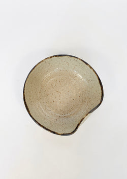 Luna Serving Bowl with Handle Rest - house of lolo