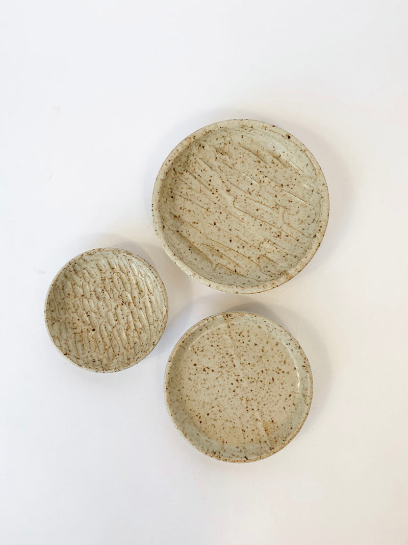 Sandstone Nesting Bowls (set of 3) - house of lolo