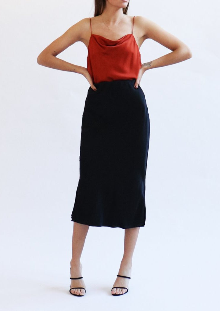 The Jessica Skirt - Black