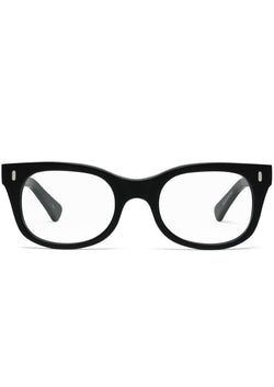 Miklos Reader Glasses - Black Matte - house of lolo