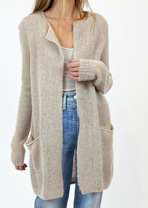 Orin Cardigan - Wicker - house of lolo