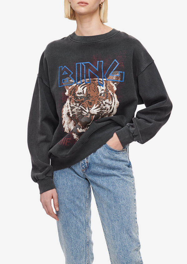 Tiger Sweatshirt - house of lolo