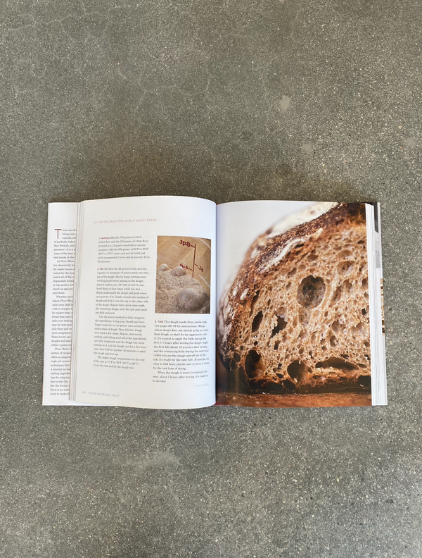 Flour Water Salt Yeast - Book - house of lolo