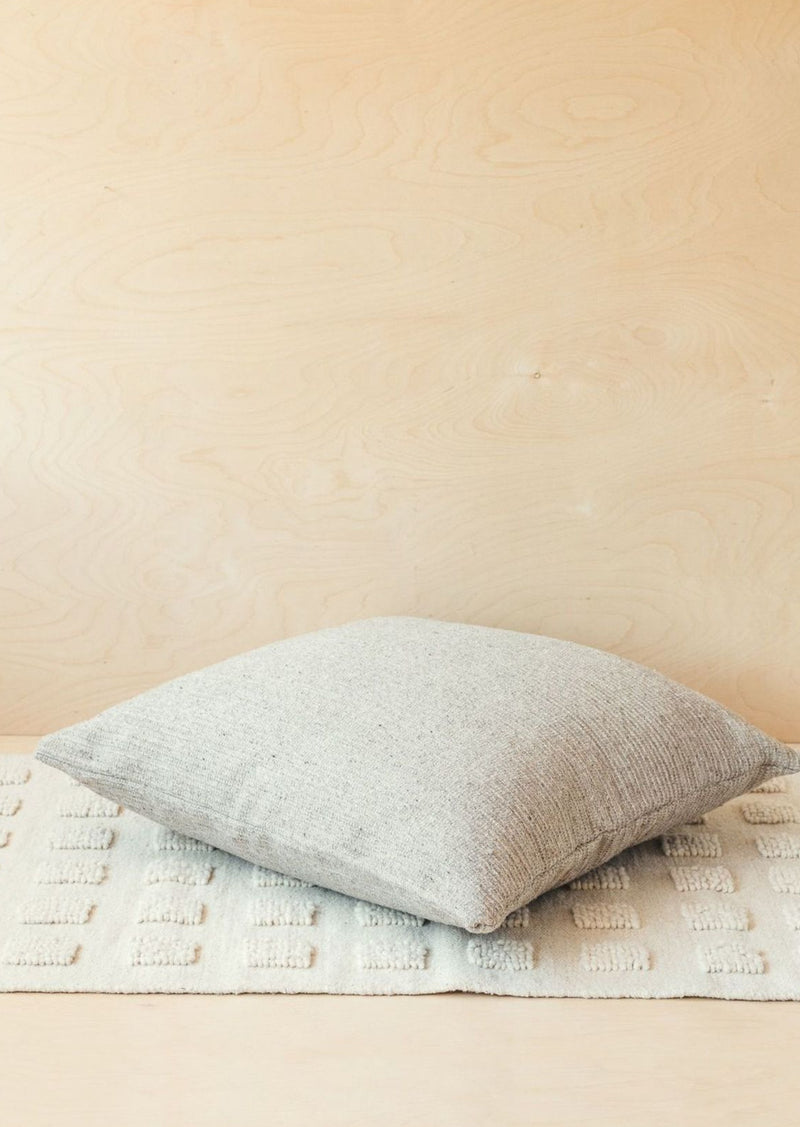 Nueva Floor Pillow - Grey - house of lolo