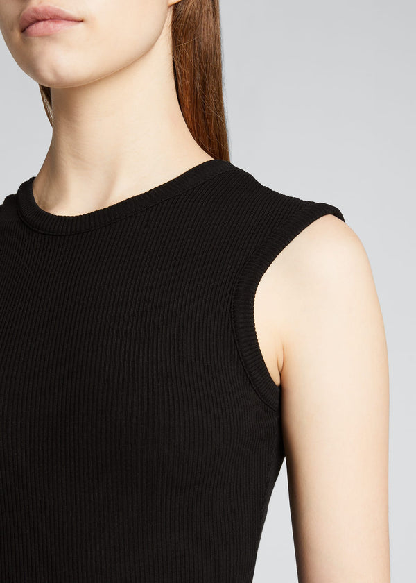 Sutton V Back Bodysuit - Black - house of lolo