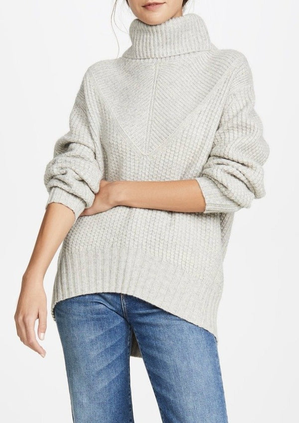 Roan Turtleneck Sweater - house of lolo