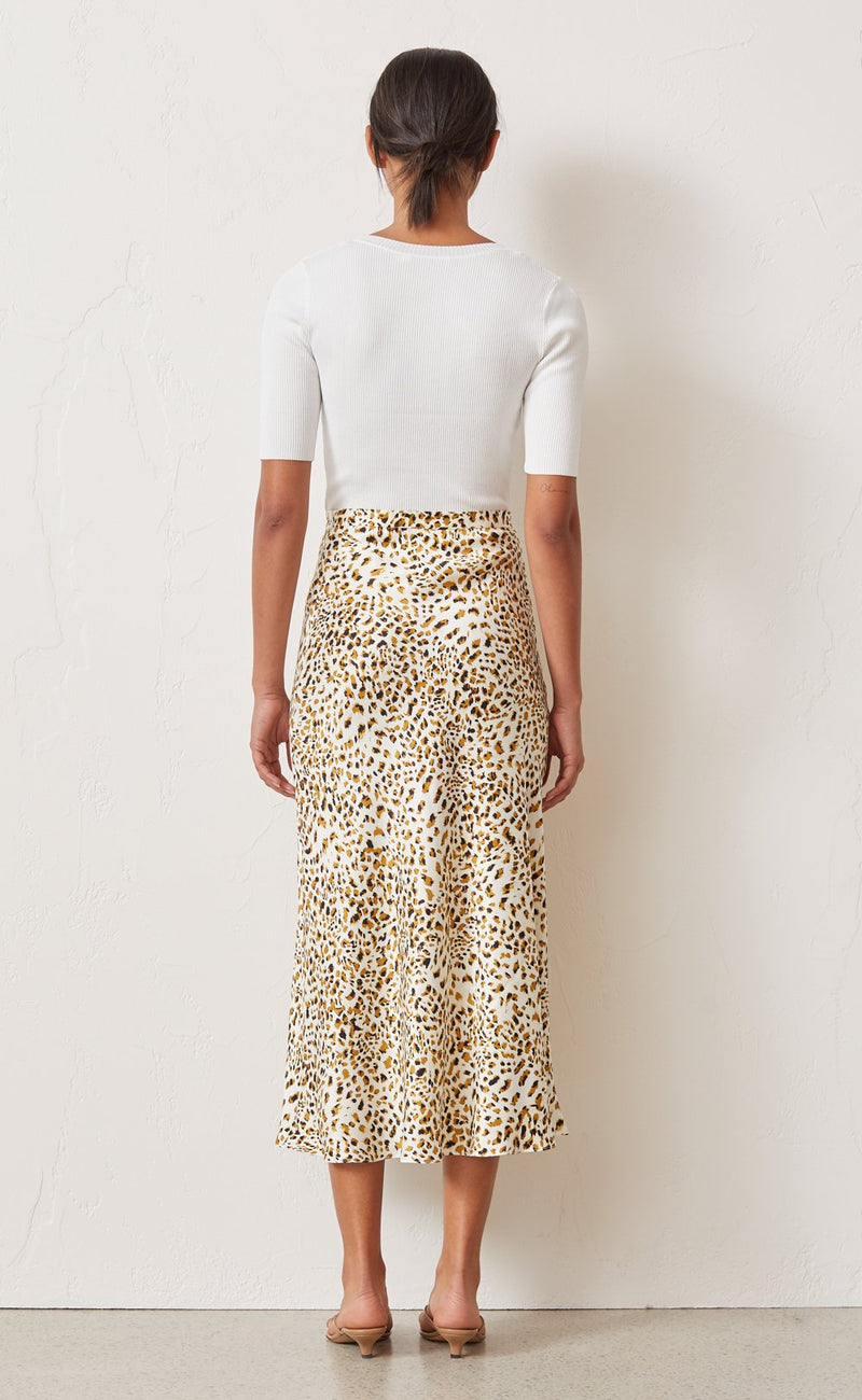 Catalonia Midi Skirt - house of lolo