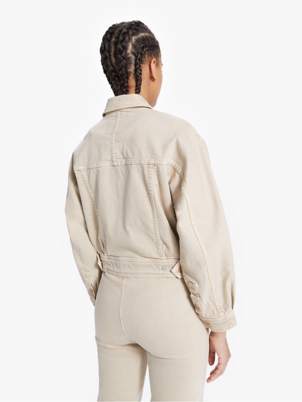 The Fly Away Jacket - Beige Sand - house of lolo
