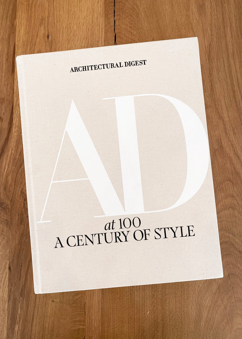Architectural Digest At 100 - Book - house of lolo