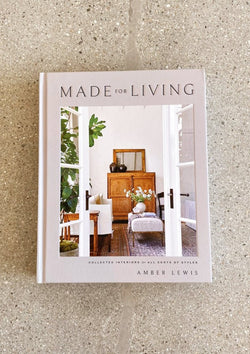 Made for Living - Book - house of lolo