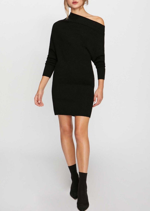 Lori Dress - Black Onyx
