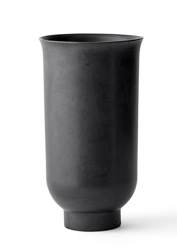 Cyclades Vase Large - Black - house of lolo