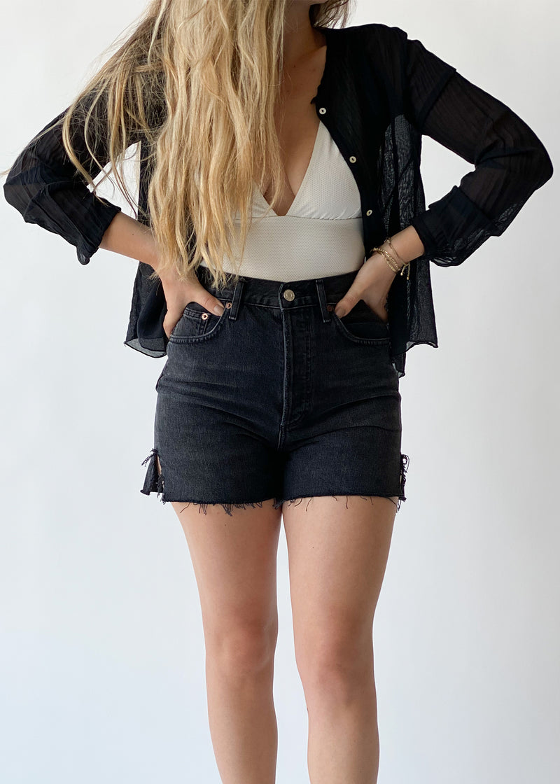 Dee Super High Rise Shorts - house of lolo