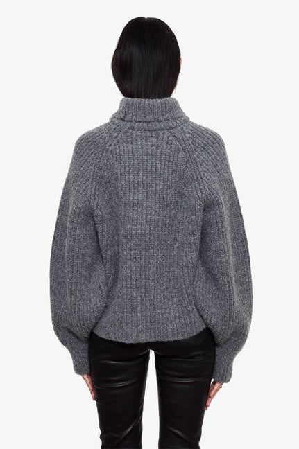 Ainsley Sweater - Grey - house of lolo