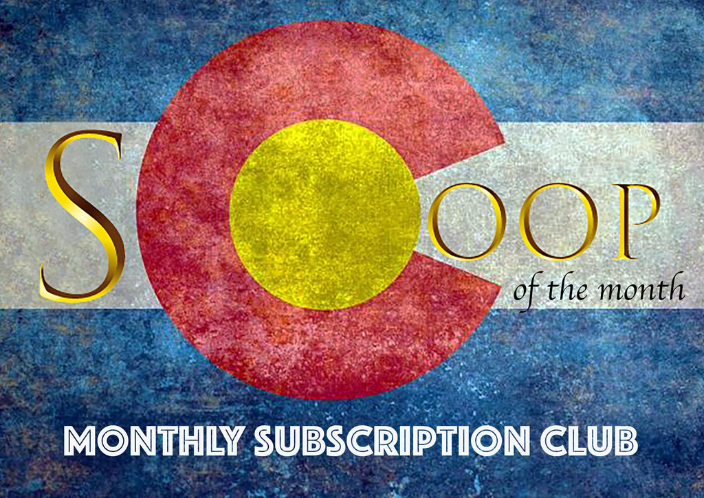 SCOOP of the Month Monthly Subscription Club