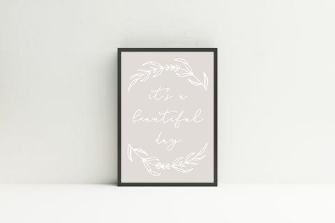 Beautiful Day - Simple - made x mel