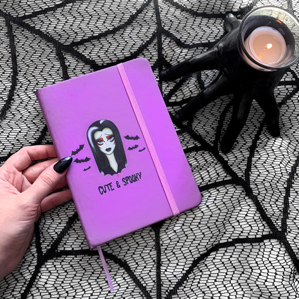 Cute & Spooky Journal