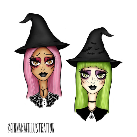 Best Witches Prints