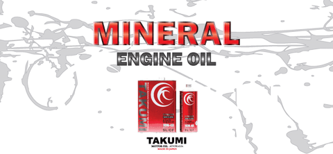 Mineral Engine Oil