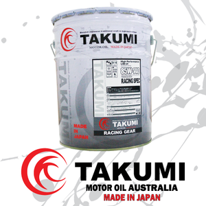 Racing Multi Gear 85W-140 - Takumi Motor Oil Australia