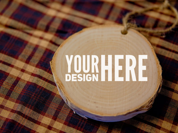 Design-Your-Own Christmas Ornament