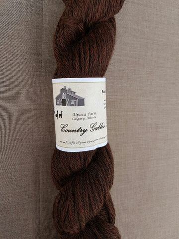 222 4 Ply Night Fire Alpaca Yarn (70% Alpaca/20% Merino/10% Bamboo) - Country Gables Ltd (alpaca farm)