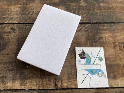 Handmade Flower Seed Paper - Package of 50