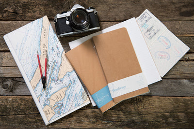 Wanderings Pocket Size Notebook Refills - Wanderings