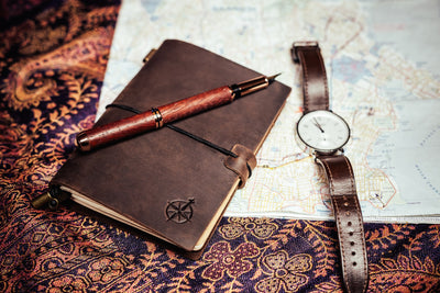The Wanderings Pocket Notebook - Wanderings