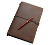 Large Leather Journal