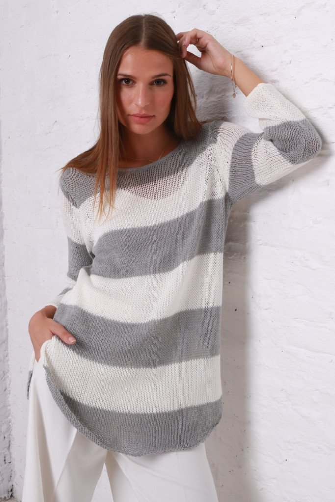 O'NEILL CREWNECK TUNIC COTTON