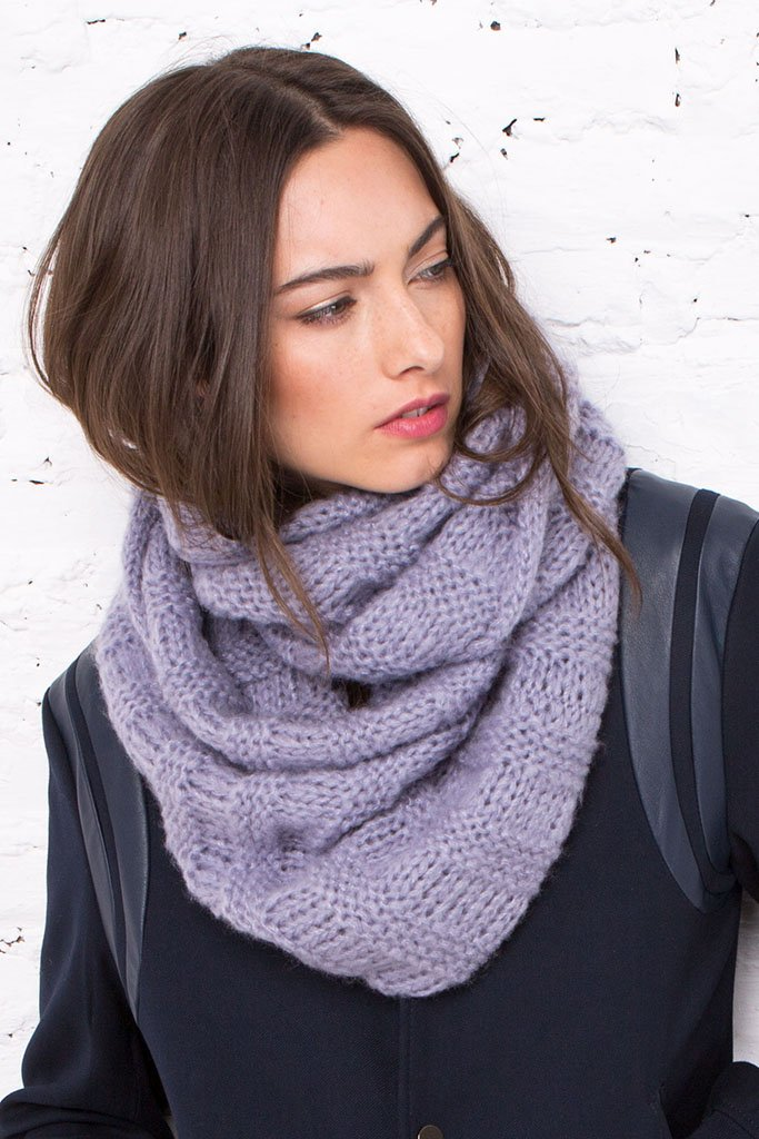 Women's Isabel Eternity Scarf | Wooden Ships Knits