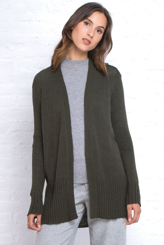 QUINN CARDIGAN COTTON