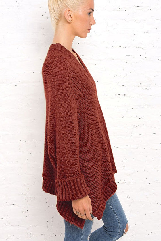 Women's Katy Kimono Cardigan Sweater | Wooden Ships Knits