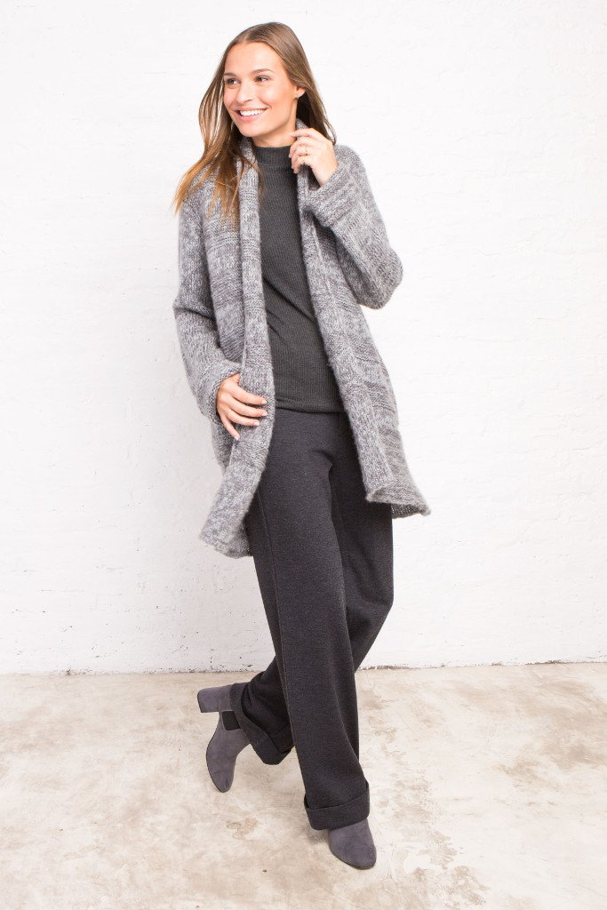 ZOLA CUFFED POCKET COAT