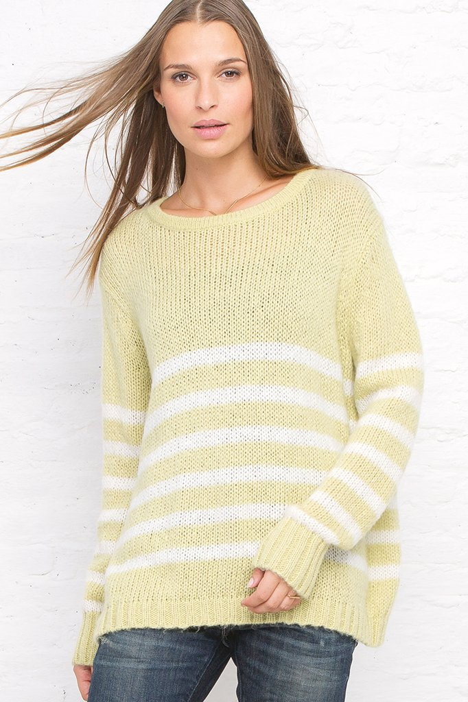 Women's Emerson Crewneck Sweater | Wooden Ships Knits