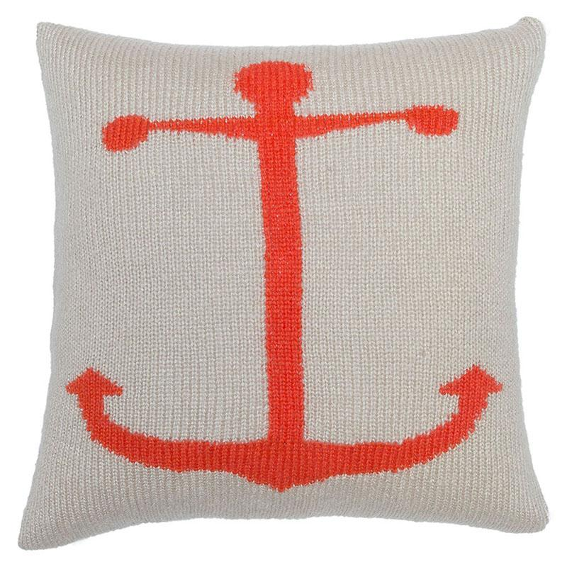 Anchor Pillow Cover 18"
