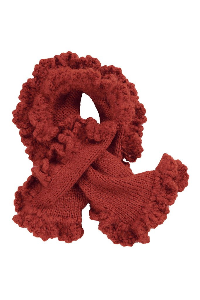 Women's Flapper Pull Thru Scarf | Wooden Ships Knits