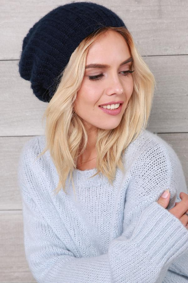 Women's Urban Slouchy Beanie Accessories | Wooden Ships Knits