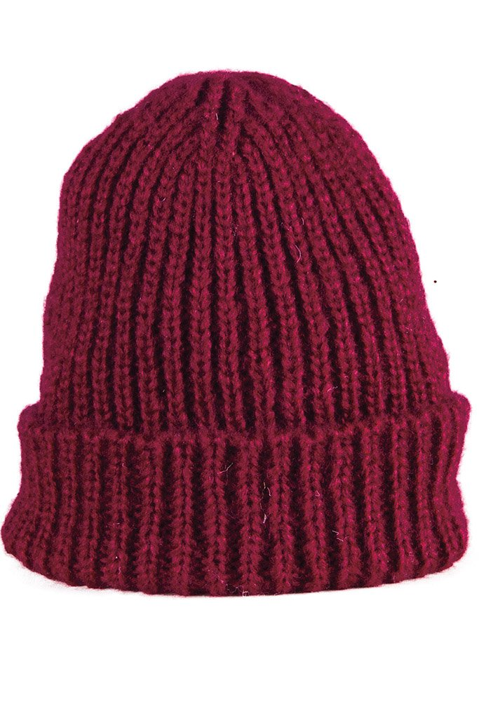 Women's Game Day Ribbed Hat | Wooden Ships Knits