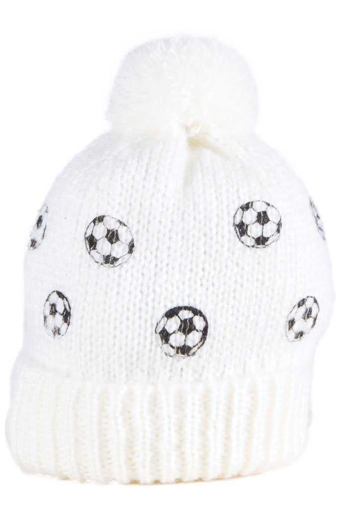 Wooden Ships By Paola Buendia Womens Mini Soccer Balls Pom Pom