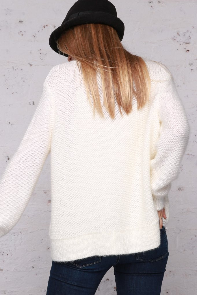 Women's Harper Crewneck Sweater's | Wooden Ships Knits