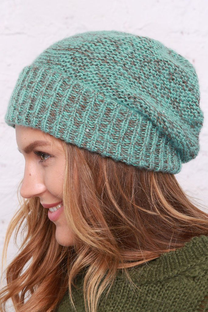 Women's Rosemary Beanie Sweater's | Wooden Ships Knits