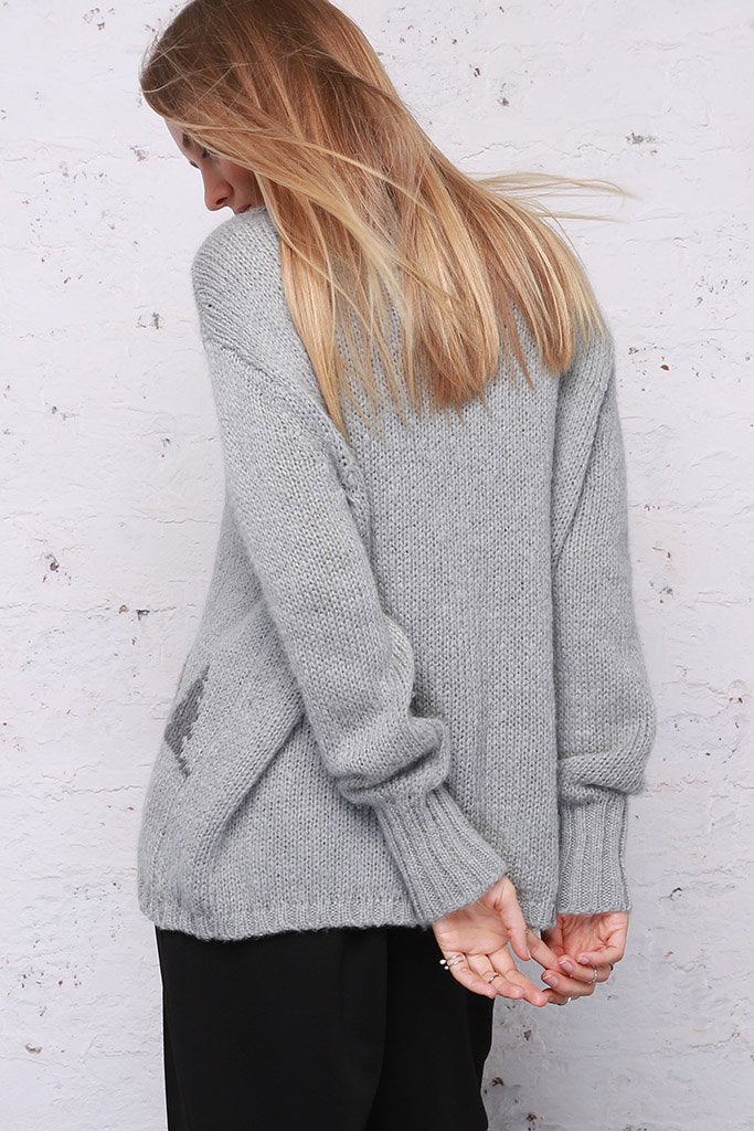 Women's Atwood Crewneck Sweater's | Wooden Ships Knits